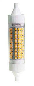 ECOBELLE® 1 x Ampoule en Céramique LED R7S *HYPERNOVA* 20W 2500 Lumen (Ampoule R7s Haute Luminosité), Couleur Blanc Chaud 3000K, 118 mm x 25 mm, 360 Degrés, de la marque Ecobelle image 0 produit