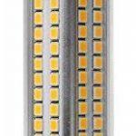 ECOBELLE® 1 x Ampoule LED R7S 10W 1250 Lumen Dimmable, Couleur Blanc Chaud 3000K, 118 mm (Ampoule R7s Flexible, Culot 6mm), 270 Degrés de la marque Ecobelle image 4 produit