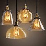 Edison Ampoule , Mixigoo Edison Lampe LED Vintage Ampoule Décorative E27 4W ST64 Antique Filament Rétro Lumière Blanc Chaud Pour Lampe Murale Lampe Suspendue Suspension - 6 Pack de la marque mixigoo image 1 produit