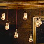 Edison vintage Ampoule, innislink E27 Rétro Edison Lampe LED Filament Ampoules Antique Dimmable Lumière Incandescence Ambrée Verre Lampe Nostalgie éclairage décorative 40W Blanc Chaud - 6 Pack de la marque innislink image 3 produit