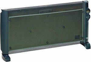 Einhell WW 2000 D Chauffage à rayonnement de chaleur, 2000 W, 2 niveaux de chaleur, thermostat de la marque Einhell image 0 produit