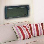 Einhell WW 2000 D Chauffage à rayonnement de chaleur, 2000 W, 2 niveaux de chaleur, thermostat de la marque Einhell image 1 produit
