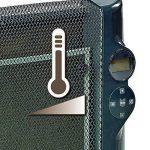 Einhell WW 2000 D Chauffage à rayonnement de chaleur, 2000 W, 2 niveaux de chaleur, thermostat de la marque Einhell image 4 produit