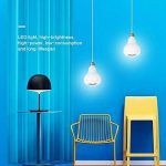 EleLight LED E27 Sans fil Musique 12W 220V Ampoule RGB Bluetooth Lampe Éclairage avec Télécommande pour Scène, Maison, Chambre à Coucher, Fête de la marque EleLight image 2 produit