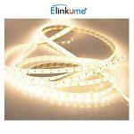 Elinkume 10M Bande Flexible 60 SMD 5050 Bande Flexible Blanc Chaud Bandes LED Flexibles DC12V LED(SMD) Strip de la marque ELINKUME image 2 produit