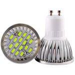 Elinkume 8X Ampoules LED GU10 6W Spot LED 5630 SMD LED Lampes GU10 Blanc Froid Ampoule Basse Consommation 480-500LM LED Bulb AC 85-240V de la marque ELINKUME image 1 produit