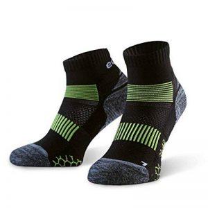 Eono Essentials Athletic Running Socks for Men and Women (3-Pack) de la marque Eono image 0 produit