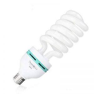 ESDDI Lamp Studio Photo, 85W E27 5500K Continue Photo Studio Ampoule pour Softbox Vidéo Lumière Lampe du Jour de la marque ESDDI image 0 produit