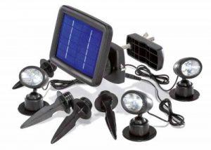 Esotec 102140 Système d'éclairage solaire Trio de la marque Esotec image 0 produit