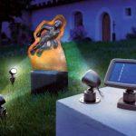 Esotec 102140 Système d'éclairage solaire Trio de la marque Esotec image 2 produit