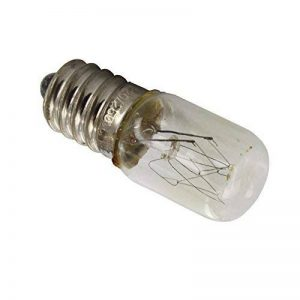 Europart universel E14réfrigérateur et congélateur ampoule de lampe, 10W de la marque Europart image 0 produit