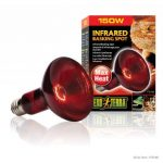 Exoterra Éclairage pour Reptiles Lampe Infrared Basking Spot 150 W de la marque Exo terra image 2 produit