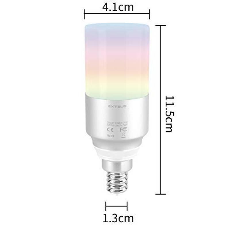 Connectée 2019Ampoules Ampoule Comparatif Pour E14Notre 5R3ALc4jq