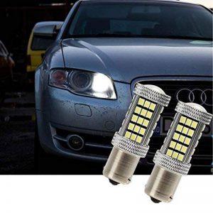 FEZZ Auto LED Ampoules S25 BA15S 1156 2835 66SMD CANBUS DRL Feux de Jour de la marque FEZZ image 0 produit