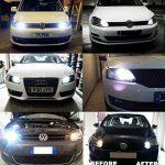 FEZZ Auto LED Ampoules S25 BA15S 1156 4014 144SMD 21W CANBUS DRL Feux de Jour (Lot de 2) de la marque FEZZ image 1 produit