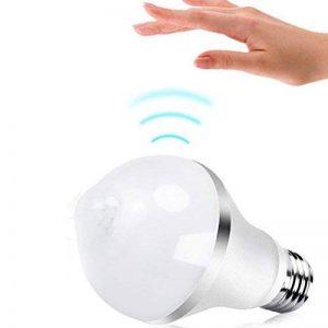 flintronic Ampoule LED e27, Lampe LED 7w à Induction (économiseur d'énergie et Auto On/Off) 6500k lampe d'éclairage de nuit blanche froide 50000 heures, angle de faisceau de 120 ° de la marque flintronic image 0 produit