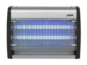 FlyAway Lampe UV Tue-Mouches Destructeur d' Insectes Electrique 150m² 2x15 W Tue Mouche Electrique Lampe Insecte de la marque Eurom image 0 produit