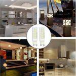 G9 Energy Saver Ampoule LED,7W/500LM (Equivalent 50W Ampoules halogènes/Incandescente) Blanc Chaud 3000k,360° angle de Faisceau,220V, Lot de 5 de la marque baoxing image 4 produit