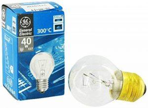GE E27Ampoule Lampe four, 40W de la marque Electrolux image 0 produit