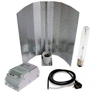 GIB / ETI Kit avec lampe à vapeur de sodium pour croissance des plantes 400 W de la marque ETI / GIB image 0 produit