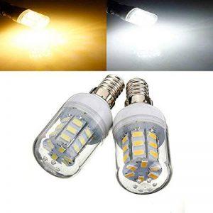 Global E14 3.5w blanc/blanc chaud 5730 SMD 27 LED maïs ampoule 24v de la marque Global image 0 produit