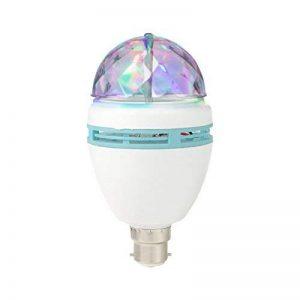 Global Gizmos 45570 Ampoule LED Effet disco Culot B22 1 W de la marque Global Gizmo (Gen) image 0 produit