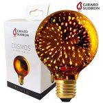 "Globe LED E27 4W ""Cosmos"" Dorée D80mm Girard Sudron de la marque GIRARD SUDRON image 1 produit"
