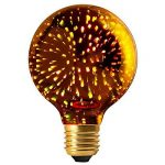 "Globe LED E27 4W ""Cosmos"" Dorée D80mm Girard Sudron de la marque GIRARD SUDRON image 4 produit"
