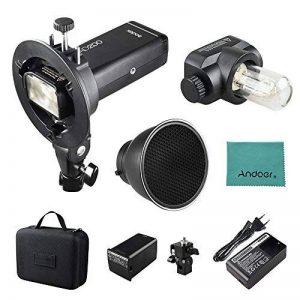 Godox AD200- Flash de poche portable Speedlite avec 2lampes GN52,GN60 - 1/8000s HSS - Avec système sans fil 2.4G intégré - Alimentation 200W - Pour Nikon Sony Canon EOS de la marque Godox image 0 produit