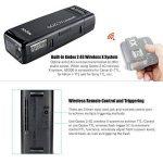 Godox AD200- Flash de poche portable Speedlite avec 2lampes GN52,GN60 - 1/8000s HSS - Avec système sans fil 2.4G intégré - Alimentation 200W - Pour Nikon Sony Canon EOS de la marque Godox image 2 produit