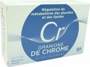 GRANIONS DE CHROME S buv 30A/2ml de la marque EA Pharma image 0 produit