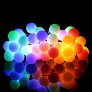 guirlande ampoule couleur TOP 2 image 0 produit
