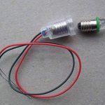 GutReise 10PCS E10 Lampes Base E10 LED Montage à Visser Petites Ampoules Titulaire E10 Lumière Base Douille avec Douille de Fil pour Circuit d'Expérimentation Home Test Électrique Accessoires de la marque GutReise image 3 produit