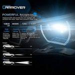 H1 LED Ampoules Phares pour Voiture, Feux Avants Auto 10800LM 6000K de la marque Car Rover image 1 produit