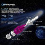 H1 LED Ampoules Phares pour Voiture, Feux Avants Auto 10800LM 6000K de la marque Car Rover image 3 produit