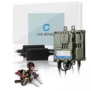 H7 Canbus Xenon HID Kit Ampoule 5000K, 12V 55W de la marque CAR ROVER image 0 produit