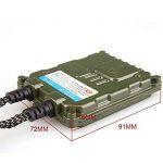 H7 Canbus Xenon HID Kit Ampoule 5000K, 12V 55W de la marque CAR ROVER image 2 produit