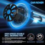 H7 CREE LED Ampoules, Phares pour Voiture et Moto, Feux Avants Auto 9600LM, 12-24V, Xenon Blanc 6000K, Garantie de 3 Ans de la marque Startway image 2 produit