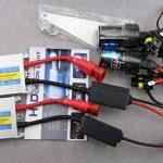H7 HID Xenon Lampe Kit de Conversion 10000K, 12V 35W de la marque CAR ROVER image 1 produit