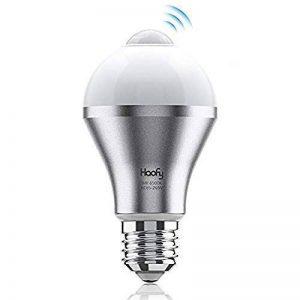 Haofy LED E26 / E27 blanc froid Ampoule de détecteur de mouvement (Une pièce) de la marque Haofy image 0 produit