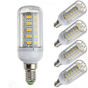 HBR Ampoule DE 12 Volts 6 Watts LED, G9 / E12 / E14 / E27 12-80v 40w halogène Ampoule à Basse Tension équivalente 6w Outre du système Solaire de Grille LED s'allume de la marque HBR image 0 produit