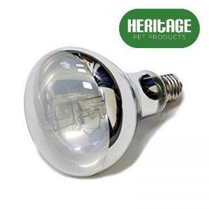 Heritage Nature-glow D3 Ampoule à vapeur de mercure UVB pour reptile de la marque Heritage image 0 produit