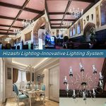 Hizashi 7W Ampoule LED E14, 650LM, Blanc Chaud 2700K, Équivalent à Ampoule Incandescente 60W, Non Dimmable, Lot de 6 de la marque Hizashi image 3 produit
