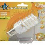 HQ 59990 Ampoule E27 Courte Fluo Compact 12,5/60W de la marque HQ image 3 produit