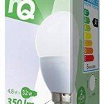 HQ – Ampoule Mini Globe E14 5 Watt LED 2700 k 350 lm de la marque HQ image 3 produit
