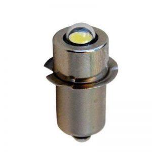 HQRP 3W LED à haute puissance / Module à LED pour MAGLITE 3 4 5 6 D piles torche de poche 3.2v - 9V de la marque HQRP image 0 produit