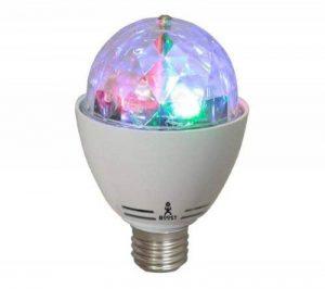 Ibiza Astro-Mini - Effet de lumière rotatif à 4 LED RVB (Rouge/Vert/Bleu/Jaune) de la marque Ibiza image 0 produit