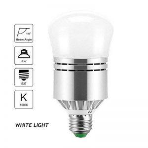 IDABAY Ampoule E27 Intelligente LED Contrôlé par Lumière Détecteur Capteur de Lumière Lampe Ronde 12W Equivalence Incandescence 100W Blanc Froid de la marque IDABAY image 0 produit