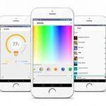 iHomma Smart WiFi Ampoule avec haut-parleur Bluetooth, Contrôle APP, Dimmable,2700~6500K+Multi Couleurs,12W,900LM de la marque iHomma image 3 produit