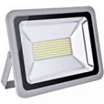 Imperméable IP65 Lumière Himanjie LED Projecteur,Extérieur et Intérieur pour Jardin, Terrasse, Square,Cour,Usine [Classe énergétique A+] (100W Blanc Froid) de la marque HimanJie image 2 produit